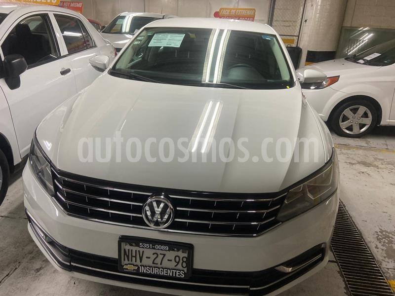 Volkswagen Passat Tiptronic Comfortline usado (2016) color Blanco precio $199,000