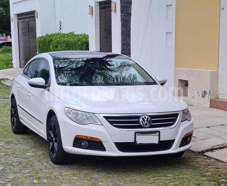 Volkswagen Passat 2.0T FSI usado (2009) color Blanco precio $155,000