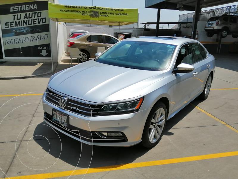 Foto Volkswagen Passat DSG V6 usado (2016) color Plata Reflex precio $250,000