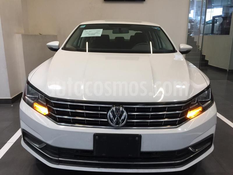 Volkswagen Passat Tiptronic Comfortline usado (2017) color Blanco precio $205,900