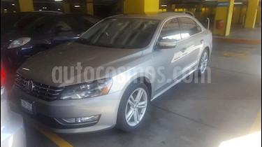 Volkswagen Passat DSG V6  usado (2014) color Plata precio $185,000