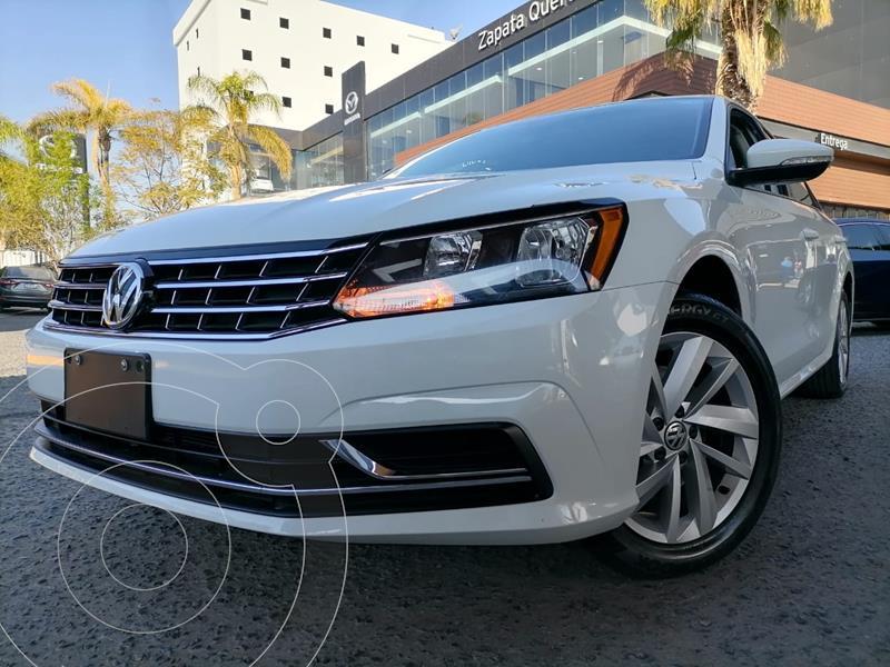 Volkswagen Passat Tiptronic Comfortline usado (2018) color Blanco Candy precio $269,000
