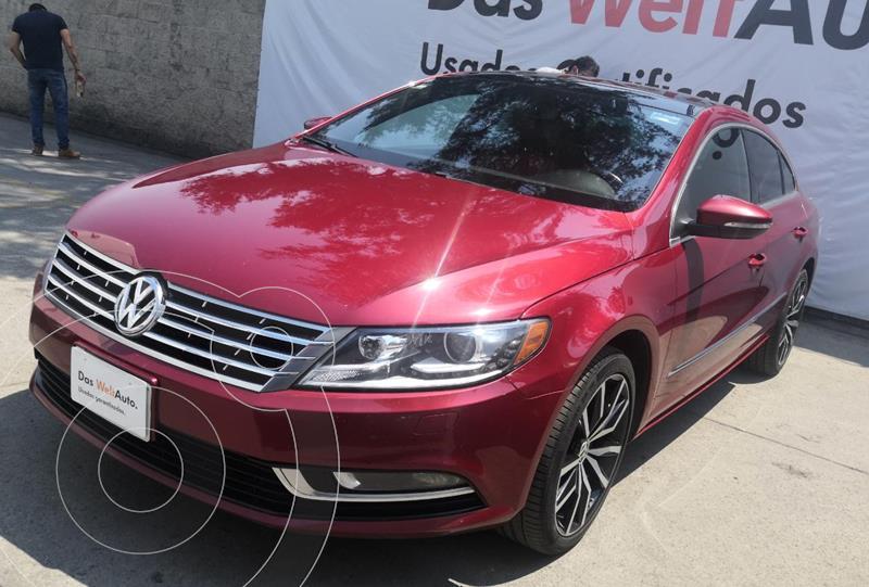 Foto Volkswagen Passat COMFORTLINE 2.5L V5 170HP TIP usado (2017) color Rojo precio $310,000