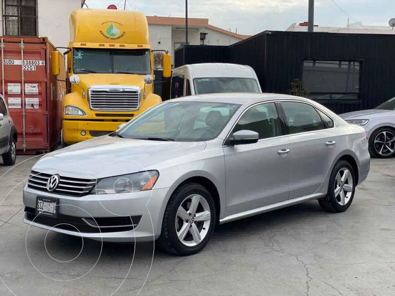 Volkswagen Passat Tiptronic Comfortline usado (2015) color Plata precio $169,800