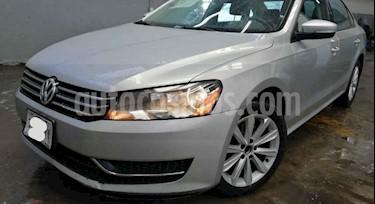 Volkswagen Passat GL Aut usado (2013) color Plata precio $155,000