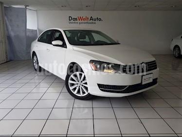 Volkswagen Passat Tiptronic Comfortline usado (2015) color Blanco Candy precio $194,900