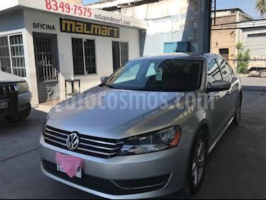 Volkswagen Passat Tiptronic Sportline usado (2015) color Plata precio $198,000