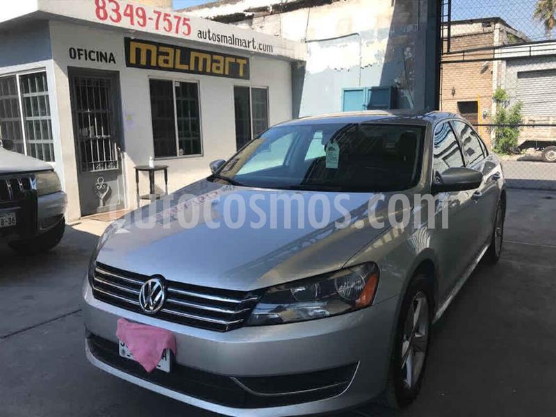 Volkswagen Passat Tiptronic Sportline usado (2015) color Plata precio $155,000