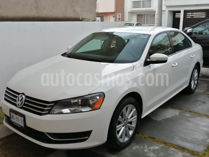 Volkswagen Passat Tiptronic Comfortline usado (2015) color Blanco precio $165,000