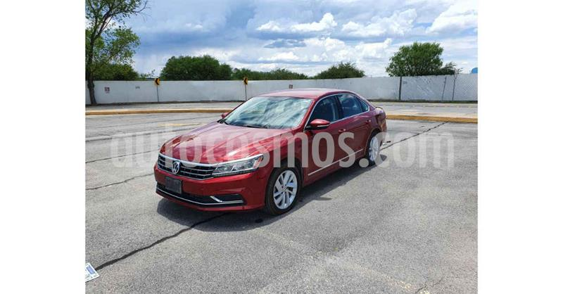 foto Volkswagen Passat Tiptronic Sportline usado (2018) color Rojo precio $269,900