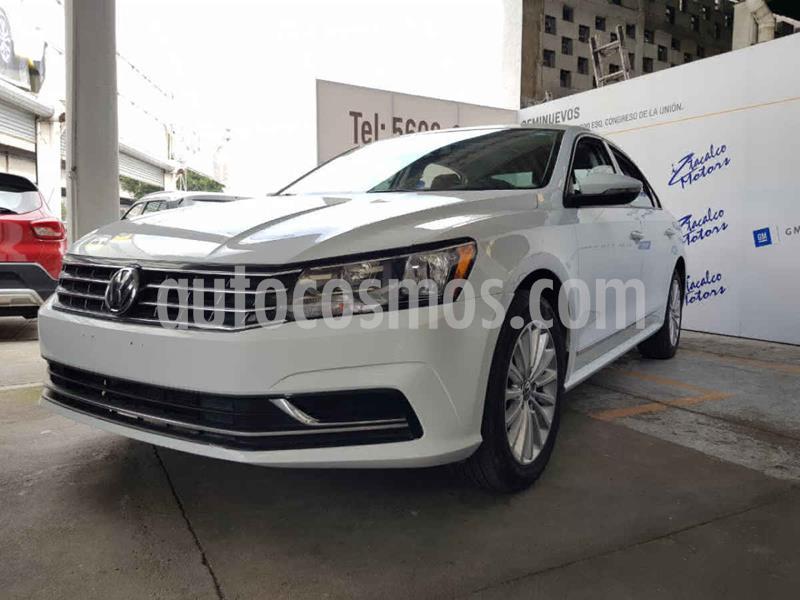 Volkswagen Passat Tiptronic Comfortline usado (2017) color Blanco precio $219,000