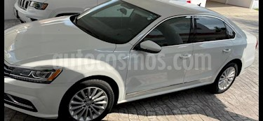 Volkswagen Passat Tiptronic Sportline usado (2016) color Blanco precio $199,000