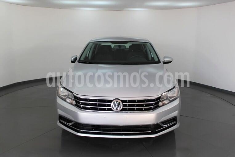 Volkswagen Passat Tiptronic Comfortline usado (2017) color Plata Reflex precio $199,000