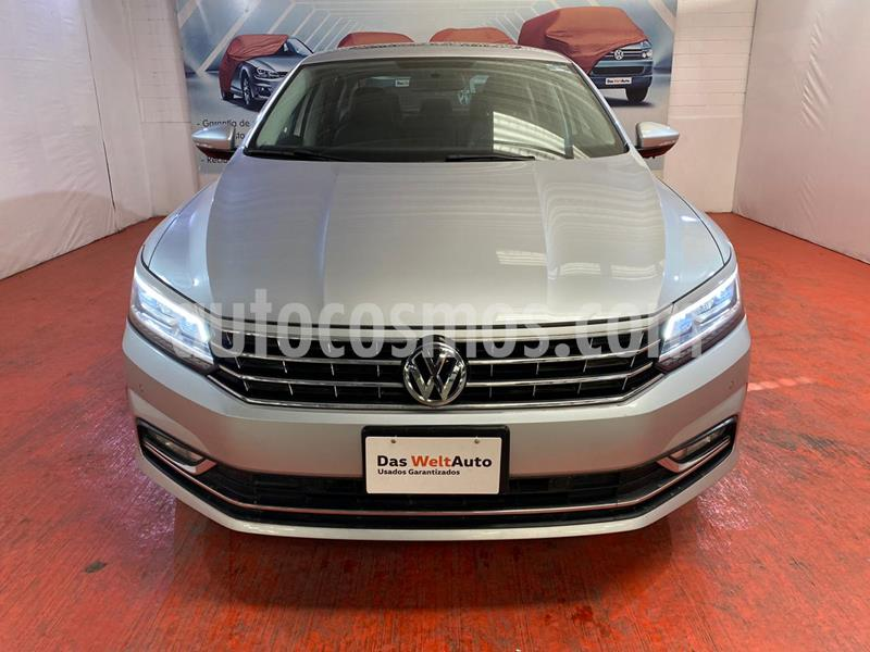 Volkswagen Passat Tiptronic Highline usado (2018) color Plata Reflex precio $320,000