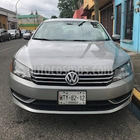 Volkswagen Passat Tiptronic Sportline  usado (2013) color Plata Reflex precio $165,000