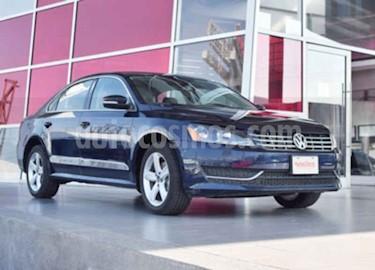 Volkswagen Passat Tiptronic Sportline usado (2015) color Azul precio $189,000