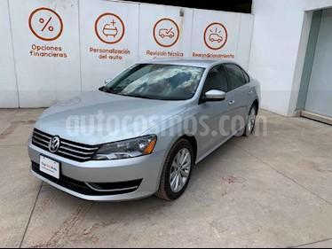 Volkswagen Passat 4p Comfortline L5/2.5 Aut usado (2015) color Plata precio $223,000