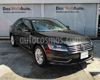 Volkswagen Passat 4p Comfortline L5/2.5 Aut usado (2015) color Negro precio $187,000