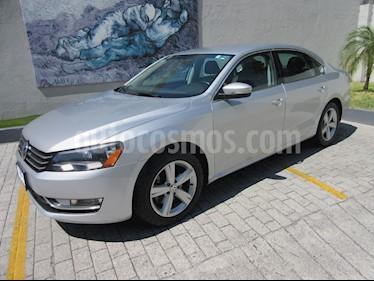 Volkswagen Passat Tiptronic Sportline usado (2015) color Plata precio $199,000