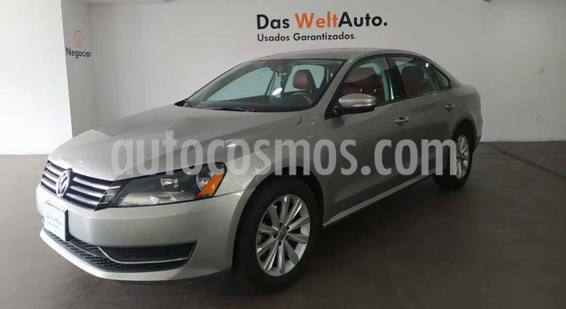 Volkswagen Passat Tiptronic Comfortline usado (2014) color Beige precio $155,000