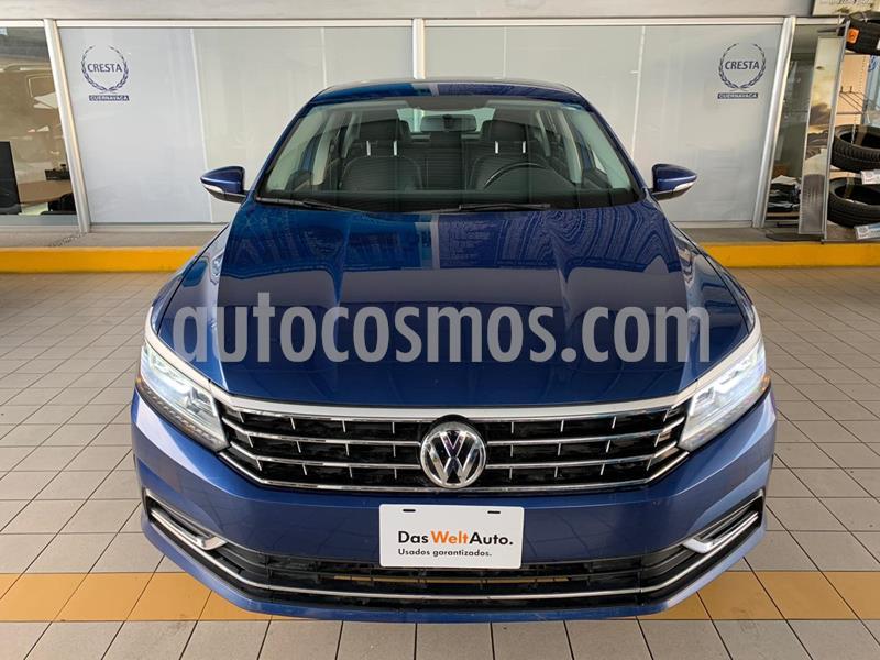 Volkswagen Passat Tiptronic Sportline usado (2017) color Azul precio $254,900