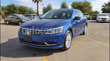 Volkswagen Passat Tiptronic Sportline usado (2017) color Azul precio $199,900
