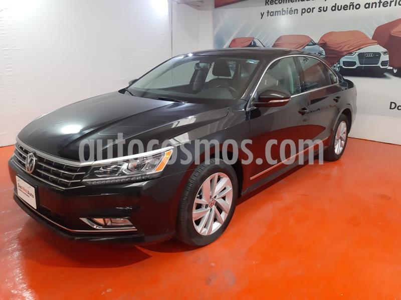 Volkswagen Passat Tiptronic Highline usado (2018) color Negro precio $346,010