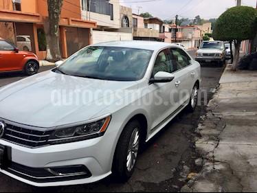 Volkswagen Passat Tiptronic Sportline usado (2017) color Blanco precio $205,000