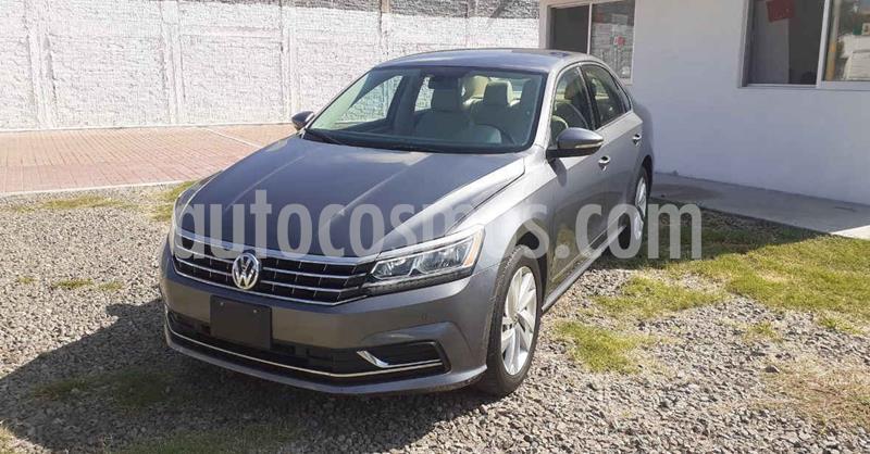 Volkswagen Passat Tiptronic Sportline usado (2018) color Gris precio $274,900