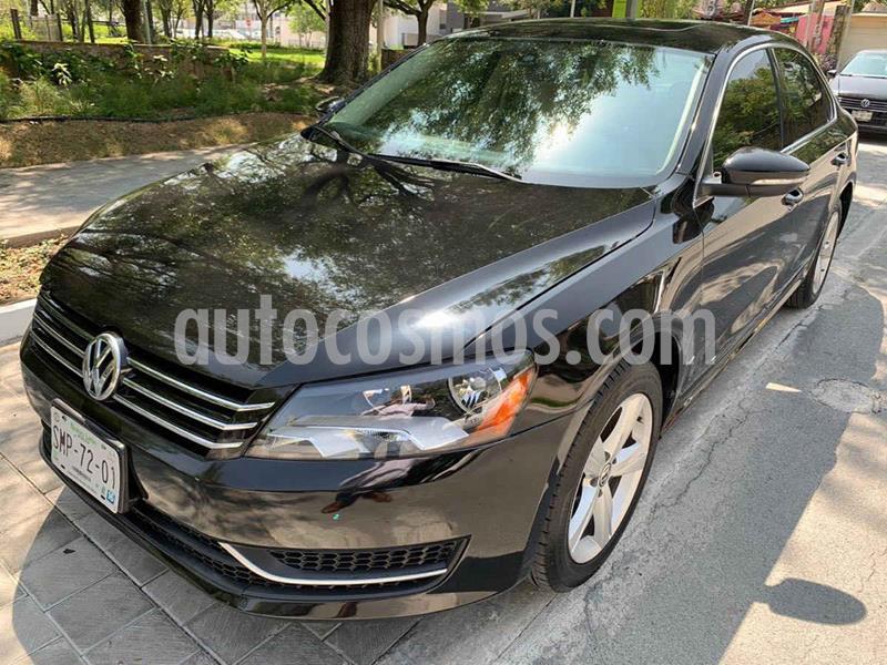 Volkswagen Passat Tiptronic Sportline usado (2012) color Negro precio $189,900