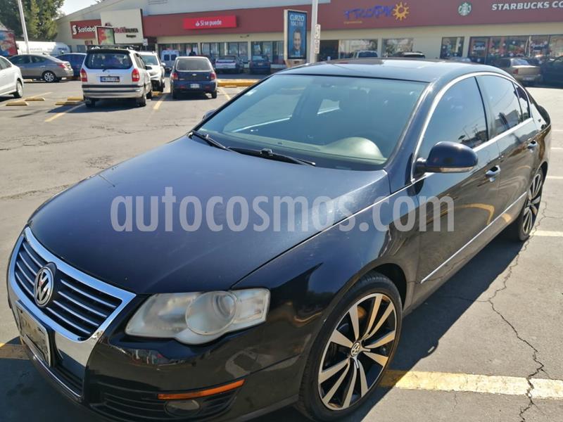 Volkswagen Passat 3.6L V6 FSI Prime Package usado (2007) color Negro precio $125,000