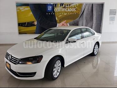 Volkswagen Passat Tiptronic Comfortline  usado (2013) color Blanco precio $153,900