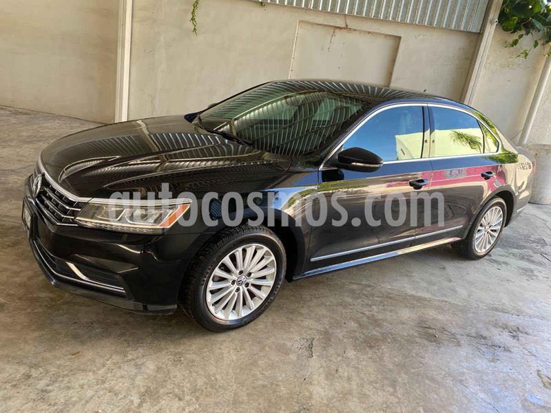 Volkswagen Passat Tiptronic Sportline usado (2016) color Negro precio $205,000