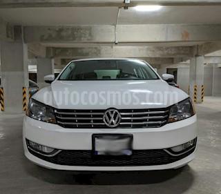 Volkswagen Passat 3.6L V6 FSI Prime Package usado (2015) color Blanco Candy precio $210,000