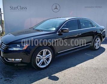 Foto Volkswagen Passat GLX VR6 Aut usado (2014) color Negro precio $232,900