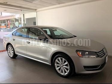 Volkswagen Passat Tiptronic Comfortline  usado (2014) color Plata precio $185,000