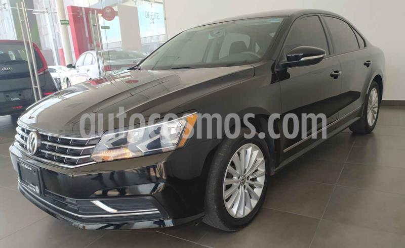 Volkswagen Passat Tiptronic Comfortline usado (2016) color Negro precio $198,000