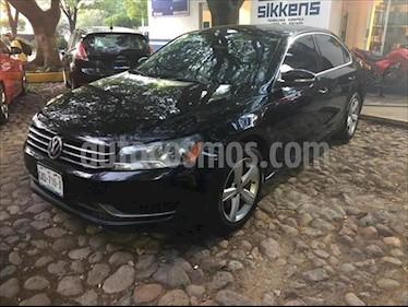 Volkswagen Passat SPORTLINE usado (2015) color Negro precio $210,000