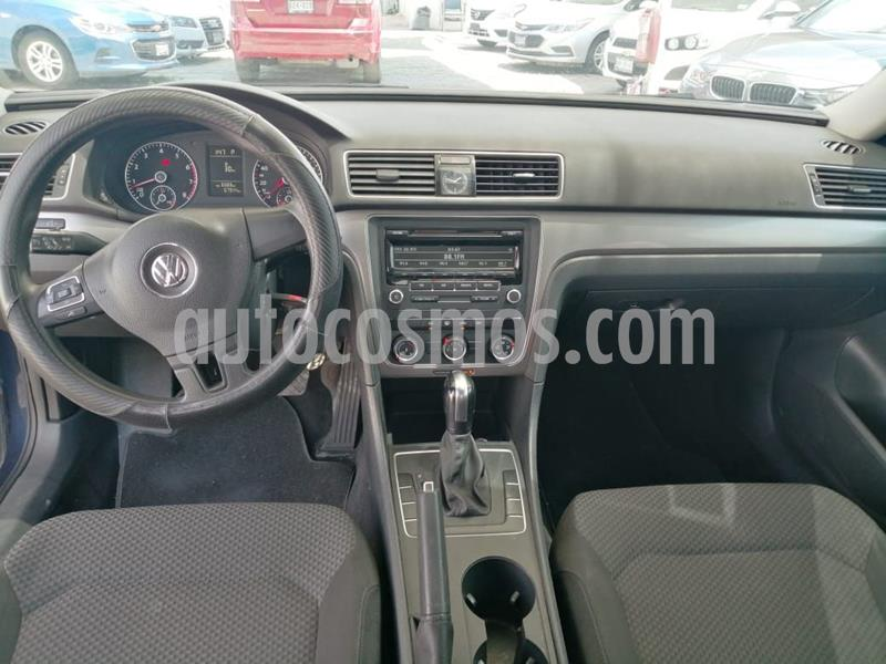 Volkswagen Passat 3.6L V6 FSI usado (2015) color Azul Marino precio $199,000