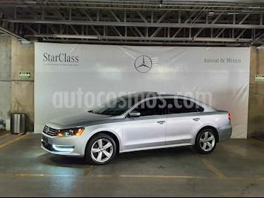 Volkswagen Passat 4p Sportline usado (2013) color Plata precio $159,000