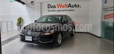 Volkswagen Passat Tiptronic Sportline usado (2015) color Negro precio $239,000