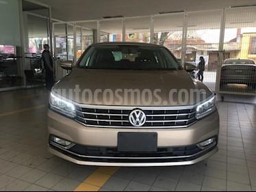 Volkswagen Passat Tiptronic Sportline usado (2017) color Beige precio $255,000