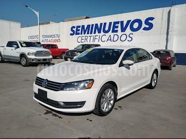 Volkswagen Passat Tiptronic Comfortline usado (2015) color Blanco precio $190,000