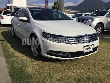 Foto venta Auto usado Volkswagen Passat PASSAT CC TURBO (2015) color Blanco Candy precio $280,000