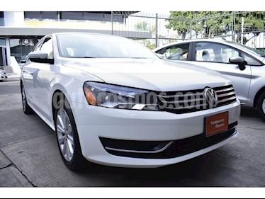 Foto venta Auto usado Volkswagen Passat Tiptronic Comfortline (2013) color Blanco precio $179,000