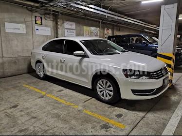 Volkswagen Passat Tiptronic Comfortline usado (2012) color Blanco precio $149,000