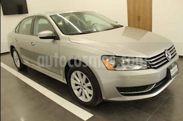 Foto venta Auto usado Volkswagen Passat Tiptronic Comfortline (2013) color Plata precio $169,000