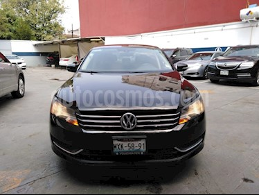 Foto venta Auto usado Volkswagen Passat Tiptronic Comfortline  (2013) color Negro precio $156,000