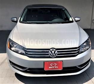 foto Volkswagen Passat Tiptronic Comfortline usado (2015) color Plata Reflex precio $239,000