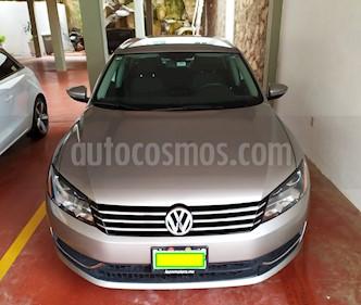 Foto venta Auto usado Volkswagen Passat Tiptronic Comfortline (2012) color Gris Tungsteno precio $140,000